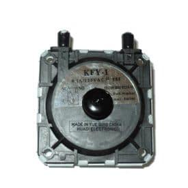 Hua Di Kombi Prosestat 0.90 mBar-90 Pa Metal Kare Prosestat